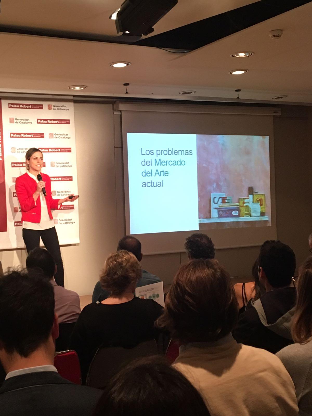 Greta Schindler, CEO de Artig Gallery