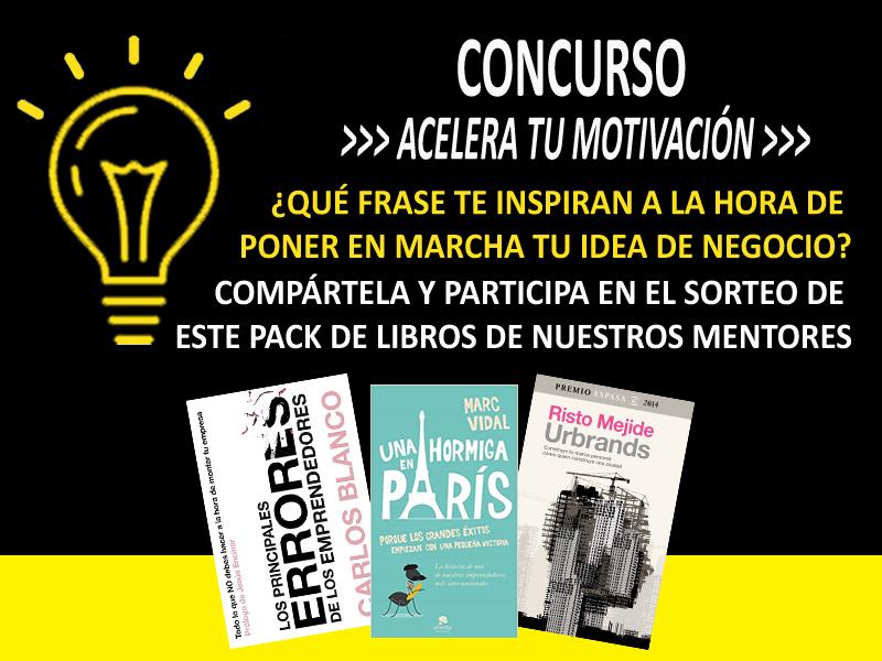 Concurso Acelera tu Motivación